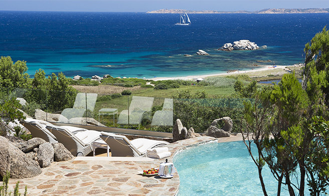 Best Beach Hotels In Europe According To The Times Award Winning Resort Valle Dell Erica